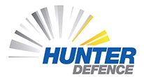 Hunter Defence Logo