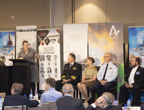 BIG OPPORTUNITIES FOR REGIONAL SUPPLIERS; DAY TWO HUNTER DEFENCE CONFERENCE