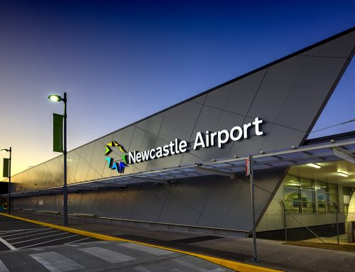 NEWCASTLE AIRPORT SECURES FUNDING FOR RUNWAY CODE E UPGRADE